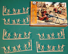 Waterloo 1815 Folgore Division Infantry 1/72 plastic kit WWII