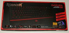 Redragon Karura K502 USB Gaming Keyboard, 7 Switchable Backlight Colors