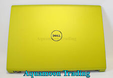 NEW DELL Studio 1735 1736 1737 Top Lid LCD Back Cover N498H Power Wifi Button