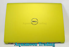 NEW Green DELL Studio 1735 1736 1737 Top Cover Case LCD N498H Wifi Power Button