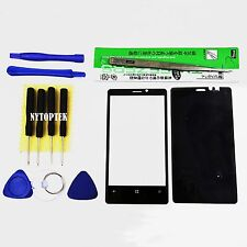 Outer Touch Screen Replacement Lens Front Glass Cover + Tool for Nokia Lumia 920