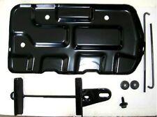 1973-1974 B-body Battery Tray Kit Hold Down- Correct Charger Roadrunner Mopar