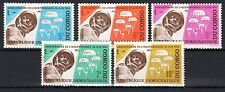 Congo (Zaïre) - 1965 5 years independence  - Mi. 235-39 MH