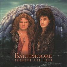 Baltimoore - Thought for Food (CD, 1994, Zero Corporation, Japan) RARE