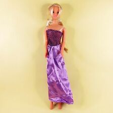 Clothes Party Dress Gown Outfit SIMBA Barbie Doll + Young Pretty Figure Body K78