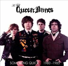 NEW Something Quick 1980-1985 [digipak] [5/19] by The Queen Annes CD (CD)