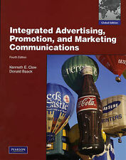 Integrated Advertising, Promotion and Marketing Communications:Global Edition, B