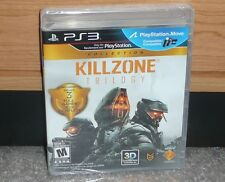 PS3 - KILLZONE TRILOGY HD COLLECTION 2012 (Brand NEW Sealed) NTSC worldwide ship