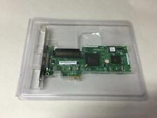 NEW NO BOX ADAPTEC ASC-29320LPE ULTRA320 PCI-E SCSI ADAPTER CONTROLLER CARD