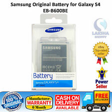 100% New Samsung S4 Battery EB-B600BEBECINU + 6 Month Manufacture Warranty