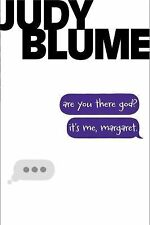 Are You There God? It's Me, Margaret by Judy Blume (2014, Paperback)