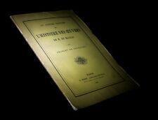 LOVENJOUL - Un dernier chapitre de l'histoire des oeuvres de Balzac. 1880.
