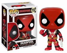 Funko Pop! Deadpool Thumbs Up Marvel Comics Vinyl Figure