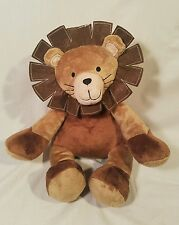 Lambs & Ivy Plush Lion Baby Stuffed Animal Toy 12""