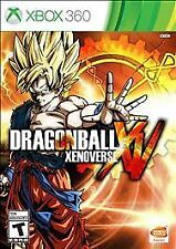 DRAGON BALL XENOVERSE (NO DLC) X360 ACTION NEW VIDEO GAME