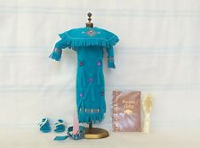 """Barbie Doll """"American Stories"""" Clothes/Outfit Ensemble - American Indian"""