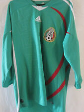 Mexico 2008-2009 Home Football Shirt Size Large /34303
