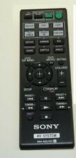 *NEW* Genuine Sony DAV-TZ135 Remote Control