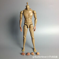 1/6 scale Kumik male Narrow Shoulder body normall height fit hot toys