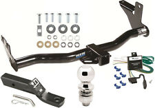 COMPLETE TRAILER HITCH PACKAGE W/ WIRING KIT FOR 2002-2003 ISUZU AXIOM REESE NEW