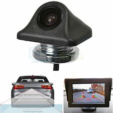 170º CMOS Car Rear View Reverse Backup Parking Camera HD Night Vision Waterproof