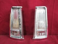 NOS OEM Plymouth Voyager Dodge Caravan Town & Country Side Marker Clear PAIR