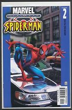 """ULTIMATE SPIDER-MAN #2 1st print COVER """"B"""""""