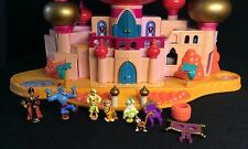 Polly Pocket Mini ��  1996 - Jasmine's Royal Palace - Bluebird Toys Aladin