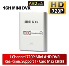 1 Channel Super Mini CCTV DVR Support SD Card Real-time HD 720P Recoding AHD DVR