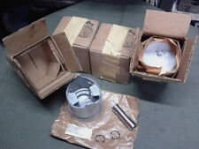"M151s truck NOS STD Pistons & Pins SET.""FEDERAL MOGUL CORP.""  US product.Chance"