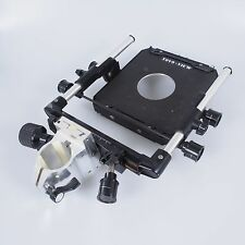 = Toyo View G Large Format View Camera Front Standard with Copal 3 Lens Board