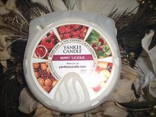 1 USED BerryLicious Berry Licious Yankee Candle Scentstories Disc fits Febreze