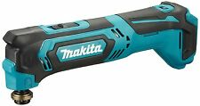 Makita TM30DZ 10.8 V Li-Ion CXT Cordless Multi-Tool Body - Blue/Black NEW