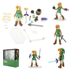 Figma Link Legend of Zelda Action Figure Shield Toys Collections Luxury New