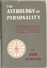 The Astrology Of Personality, Dane Rudhyar, 1969 hb/dj, Signed.