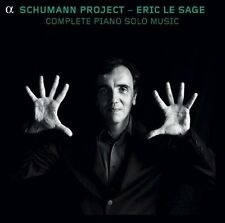Schumann Project: Complete Piano Solo Music, New Music