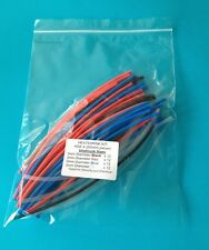 Heat Shrink Tubing 3.0mm 4 Colours Heat Shrink Sleeve Wrap Tube Kit - HSK 4