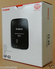 New Canon GP-E2 GPS Receiver for Canon EOS from Japan