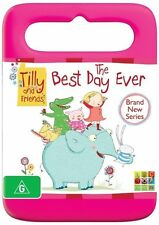 Tilly and Friends: The Best Day Ever NEW R4 DVD