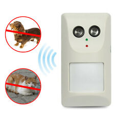 Electric Infrared Ultrasonic Banish Dog Cat Repellent For Garden Restaurant