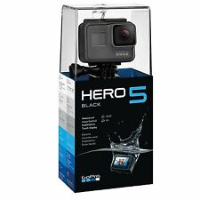 GoPro HERO5 BLACK 4K Action Video Camera Brand New CHDHX-501