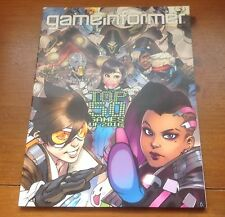 002 Gameinformer 286 Top 50 Games of 2016, Cover Overwatch Brand New