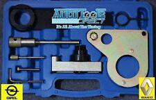 Timing Tool Set forVauxhall/Opel: Vivaro (07-08)  engine codes: M9R 780, 782, 78