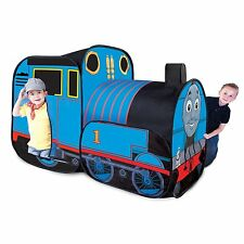Kids Indoor Outdoor Play Tent Thomas The Tank Engine Train Popup Playhouse Toy