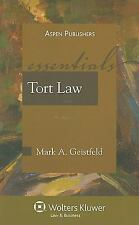Tort Law: The Essentials-ExLibrary