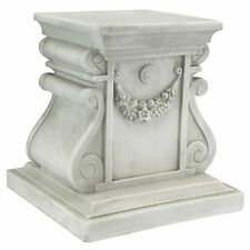 Concrete Mold Large Pedestal For Statues  Latex Rubber / Fiberglass