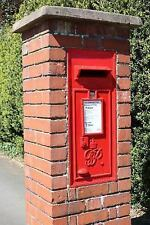 Red Post Box and Bricks Journal : 150 Page Lined Notebook/Diary by C. S....