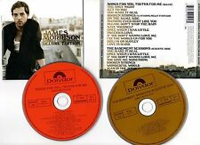 "JAMES MORRISON ""Songs For You, Truths For Me"" (2 CD) 2009"