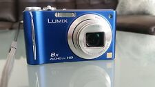 Panasonic LUMIX DMC-ZR3/DMC-ZX3 14.1 MP Digital Camera - Blue