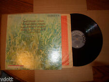 DAVID OISTRAKH SIBELIUS CONCERTO IN D OP. 47 EUGENE ORMANDY LP 6 EYE
